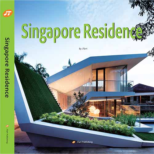 Singapore residence jalan angin laut hyla architects for Architecture firms in singapore