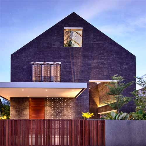 Residential Hyla Architects Award Winning Singapore Architect Firm